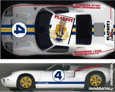 FLY CAR FORD GT 40 SERIE PLAYBOY 1/32 40 Jouy-le-Moutier (95)