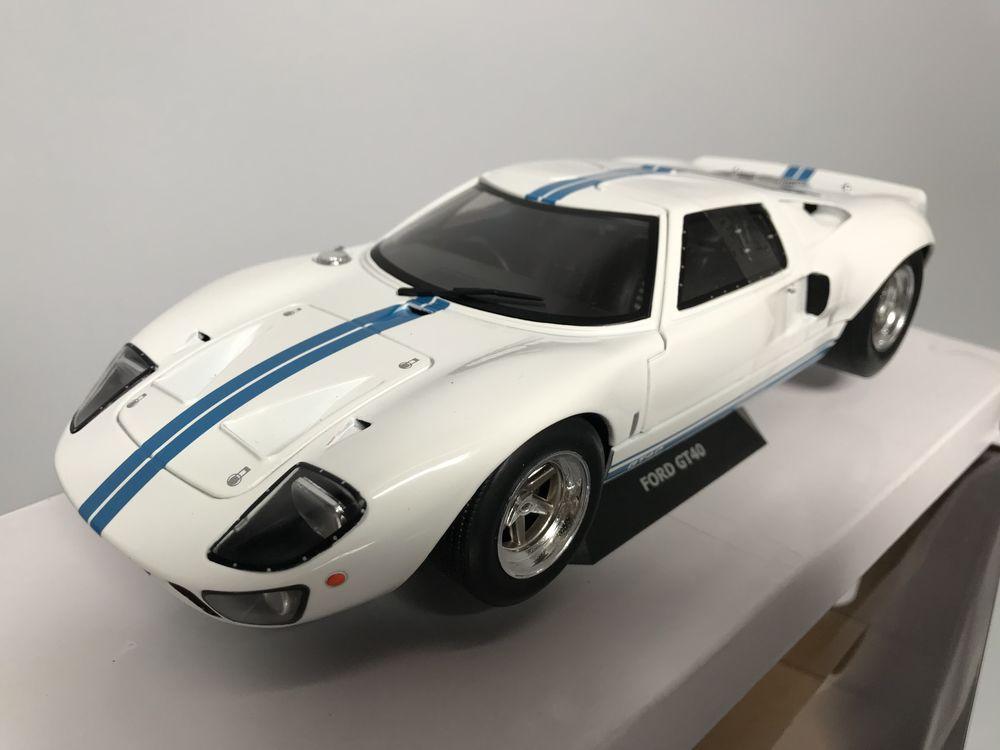 FORD GT 40 MKI MK I WIDEBODY COUPE DE 1968 AU 1/18 45 Bouafle (78)