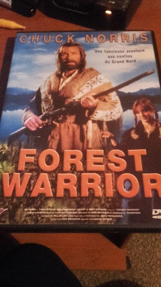 DVD Forrest Warrior. Livraison possible 1 Rixheim (68)