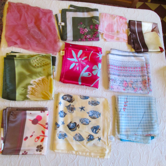 Foulards en polyester ou synthétique 3 Herblay (95)