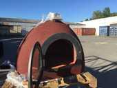 Four a bois en terre cuite maxi pizza 1000 550 Villejuif (94)