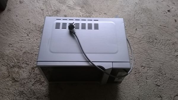 four micro ondes grill daewooo KOC9COTS  100 Domont (95)