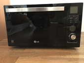 Four Micro ondes combiné LG MJ9296NB 32 L 190 Lyon 6 (69)