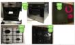 Four + plaque de cuisson électrique ou gaz