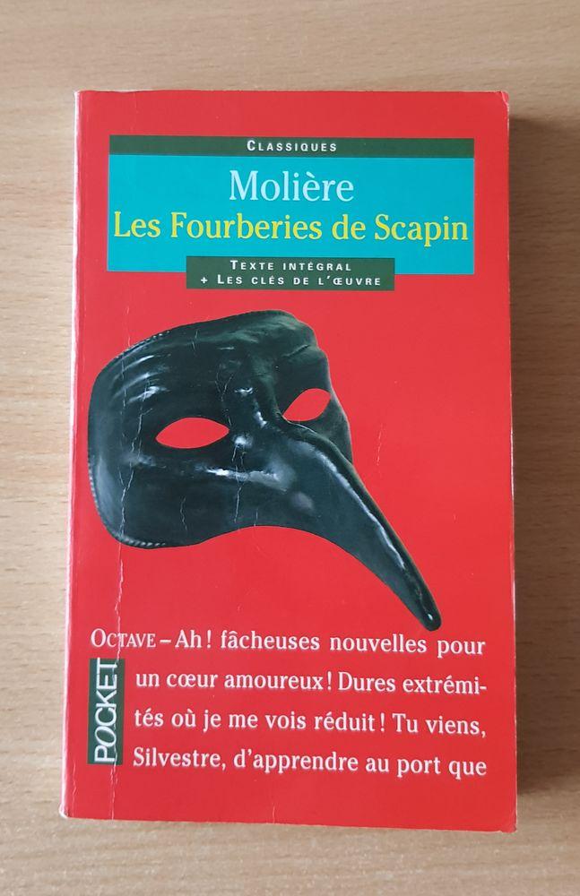 les fourberies de scapin  Molière  Texte intégral  1 Carnon Plage (34)