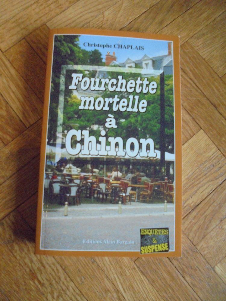 Fourchette mortelle à Chinon (96) 5 Tours (37)