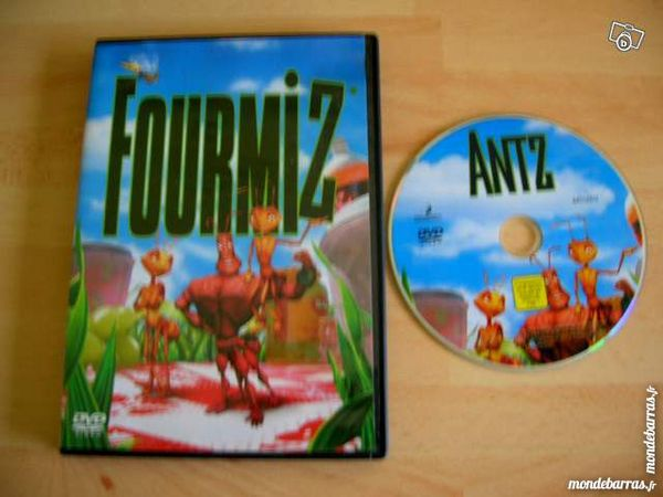 DVD FOURMIZ - Dessin Animé 8 Nantes (44)