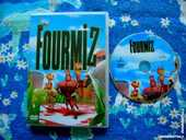 DVD FOURMIZ - Dessin Animé 6 Nantes (44)
