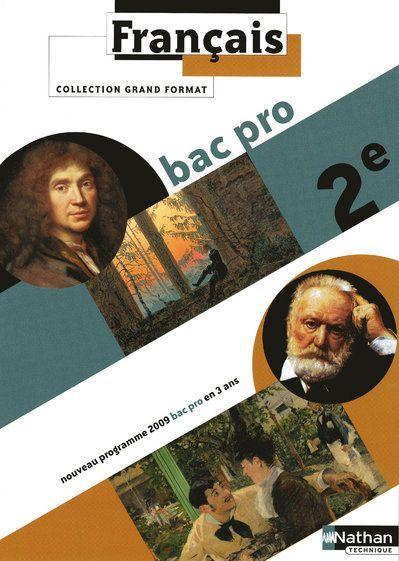 Francais 2nde Bac Pro Livre De L Eleve