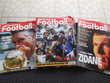 FRANCE FOOTBALL  année 1998 0,30€ (Livres Revues)