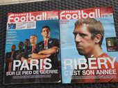 FRANCE FOOTBALL  année 2006 (Livres Revues) 0,30 €   0 Loivre (51)