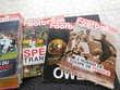 FRANCE FOOTBALL  année 2001 (Livres ?Revues)  0,50 €