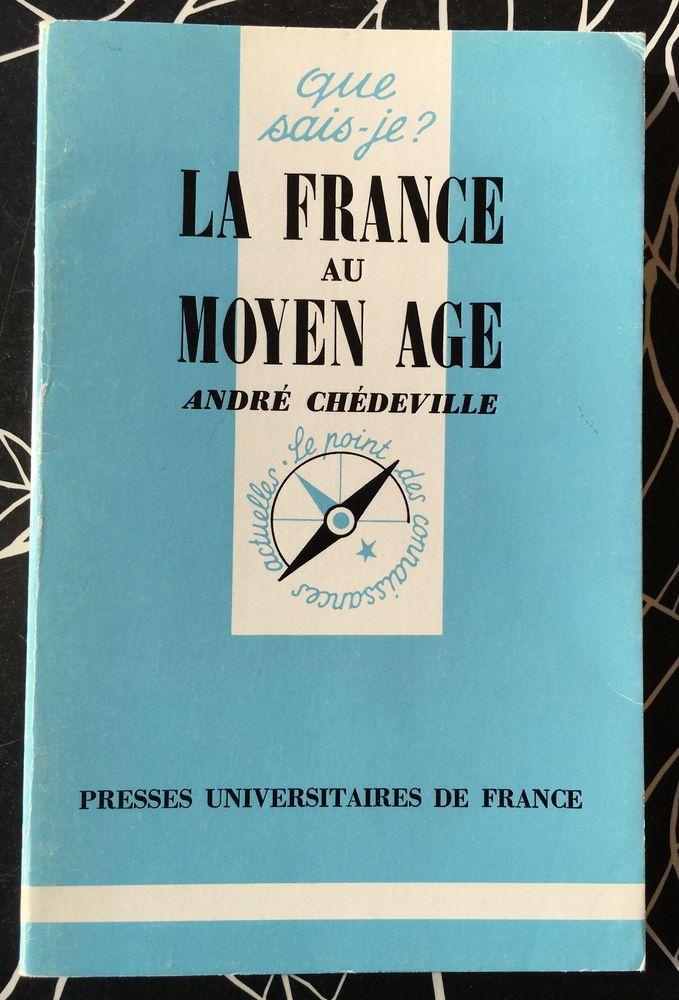 La France au Moyen Âge de André Chédeville;Livre broché neuf 5 L'Isle-Jourdain (32)