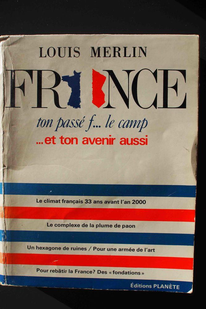 FRANCE ton passé f.. le camp - Louis Merlin, 7 Rennes (35)