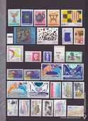 France timbres poste neufs 1994 , 04 carnets 45 Joué-lès-Tours (37)