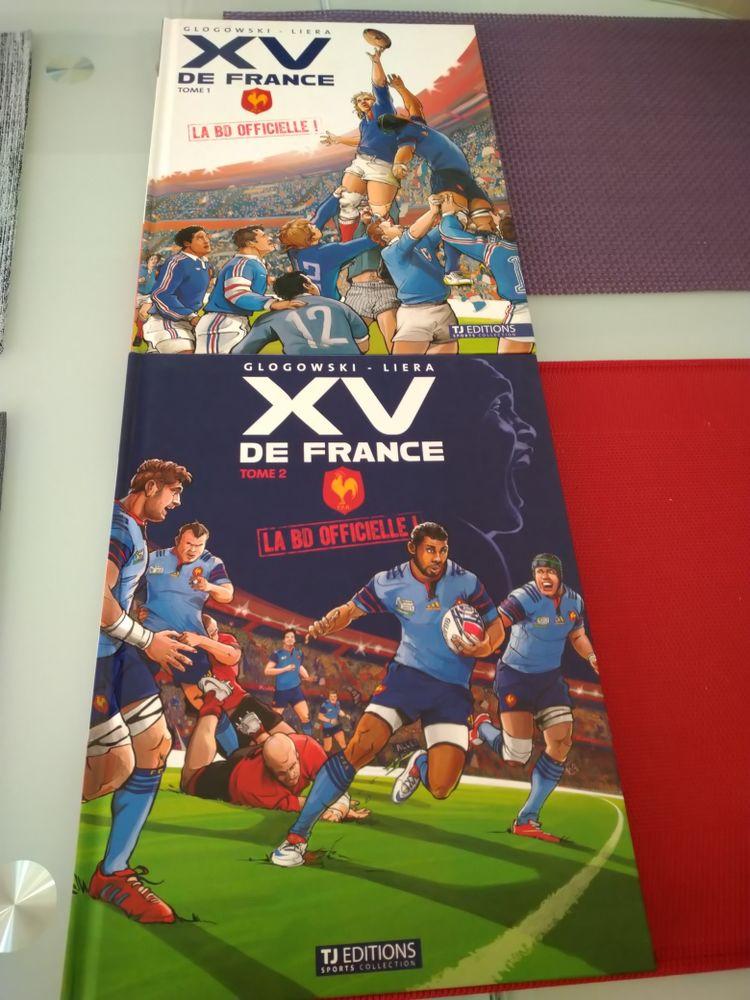 XV de France tome1 et tome 2 20 Chaville (92)