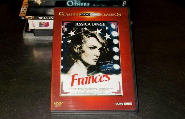 dvd frances avec jessica lange (king kong, tootsie)  10 Monflanquin (47)