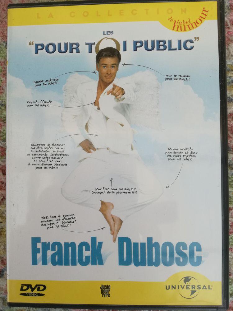 DVD FRANCK DUBOSC-FCOR91 2 Chilly-Mazarin (91)