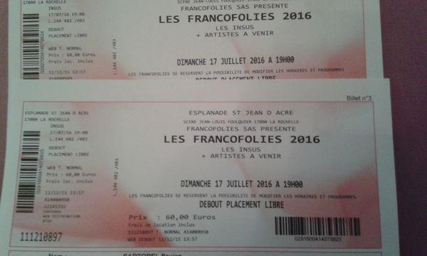FRANCOFOLIES 100 Rochefort (17)