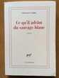 Francois Garde - Prix Goncourt premier roman 2012