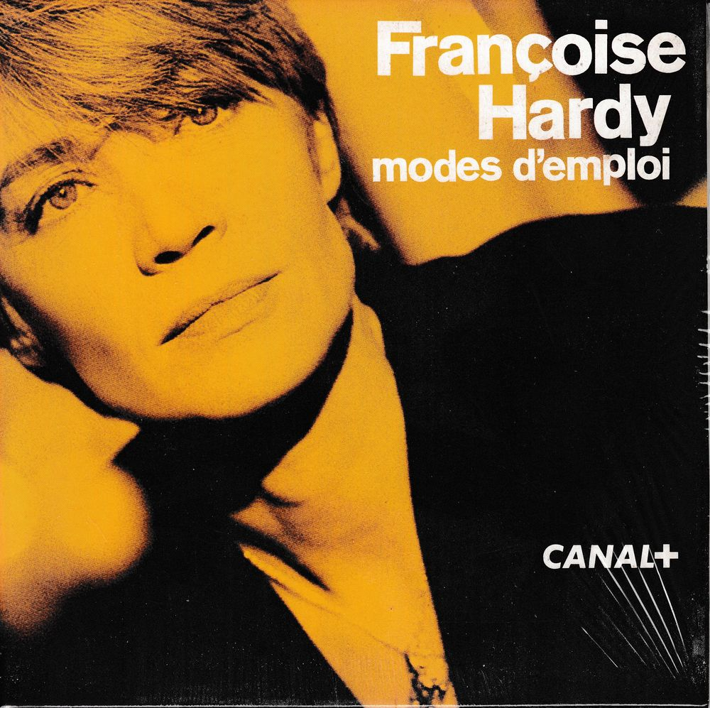 CD        Françoise Hardy     Modes D'emploi       Canal+ 4 Bagnolet (93)