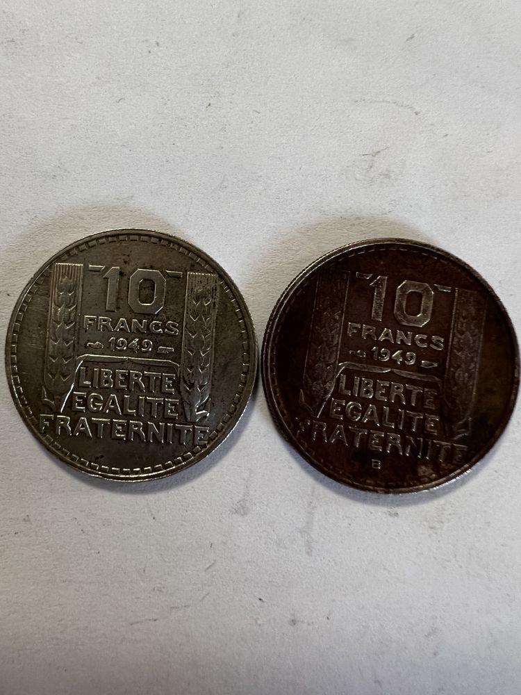 10 Francs 1949 15 Pierrelaye (95)
