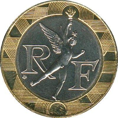 10 francs Génie 70 Couzeix (87)