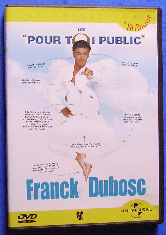 DVD Frank Dubosc 2 Lille (59)