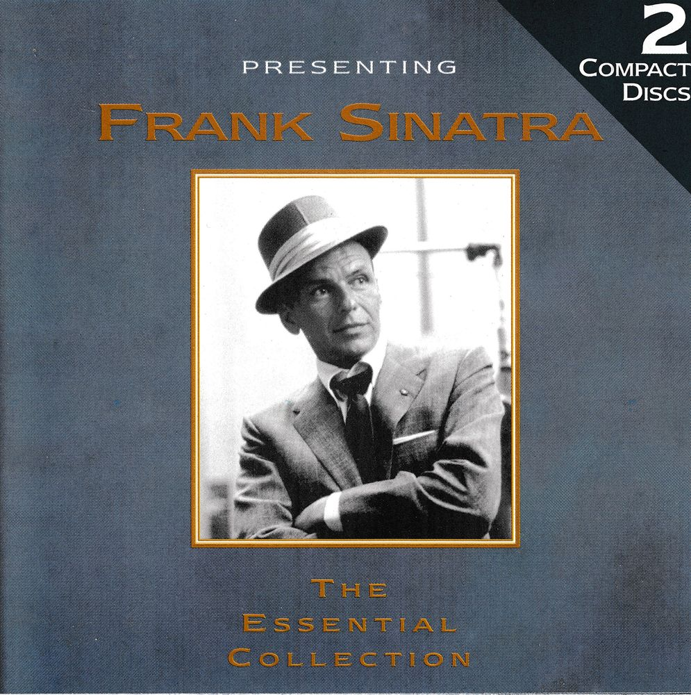 CD     Frank Sinatra      The Essential Collection 10 Antony (92)
