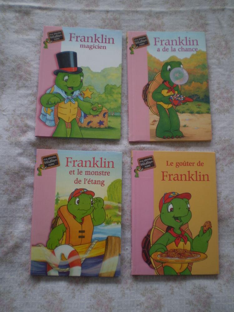 Lot de 4 FRANKLIN * Bibliothèque Rose 6/9 ans 13 Lingolsheim (67)