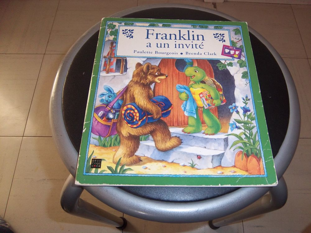 Franklin 1 Bossay-sur-Claise (37)