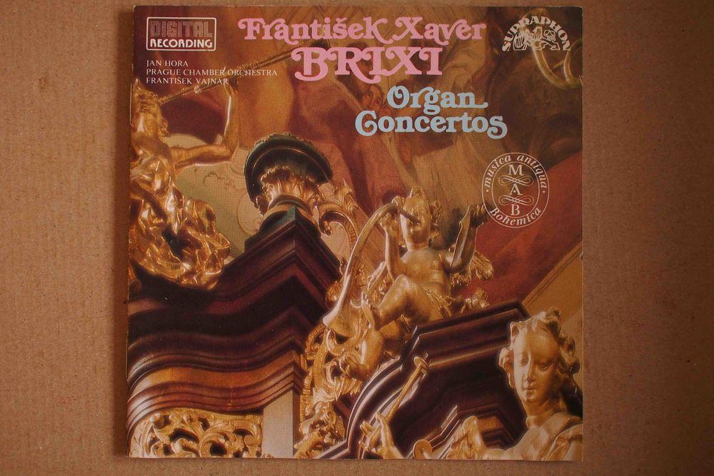 Frantisek Xaver BRIXI - Organ concertos, 2 Rennes (35)