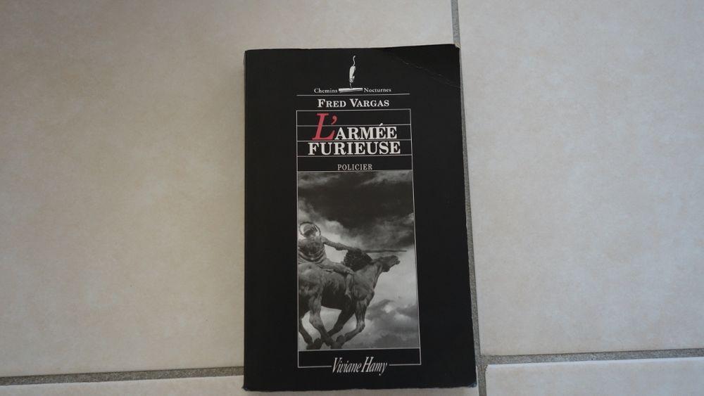 Fred Vargas: L'armée furieuse 2 Hyères (83)
