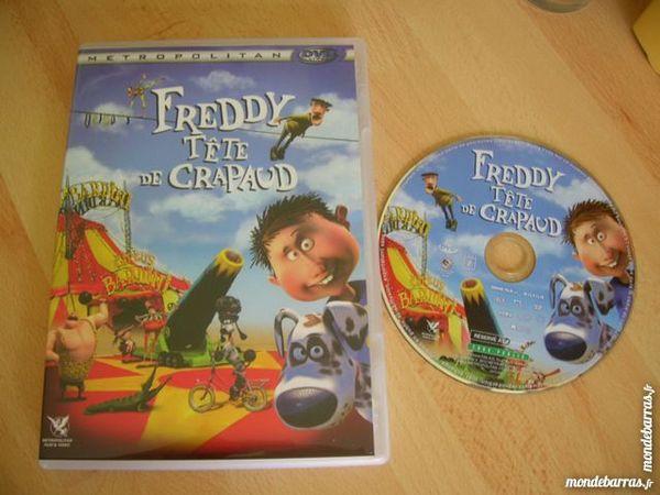 DVD FREDDY TETE de CRAPAUD - Dessin Animé 6 Nantes (44)