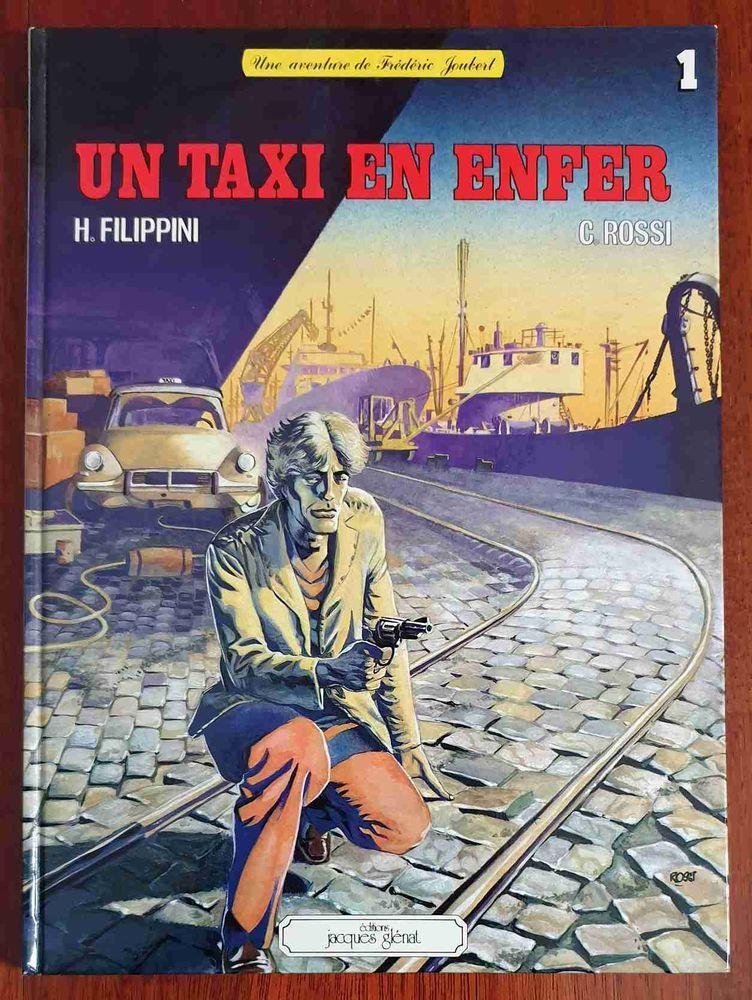 Frédéric Joubert - Un Taxi en Enfer 10 Croissy-sur-Seine (78)