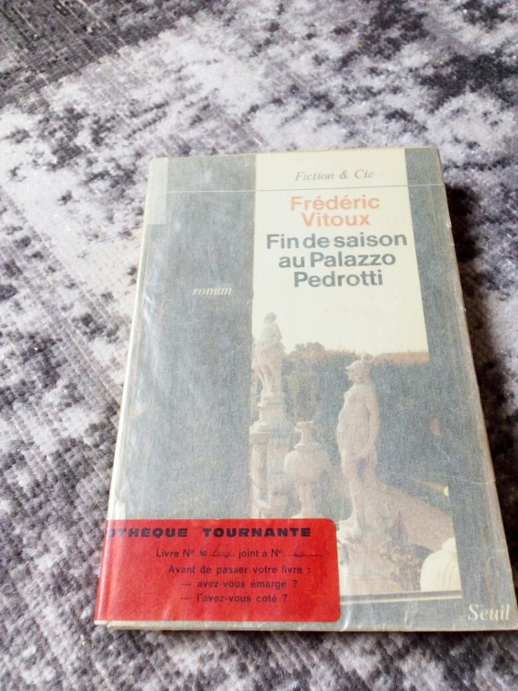 Frédéric Vitoux Palazzo 1983 15 L Albaron (13)