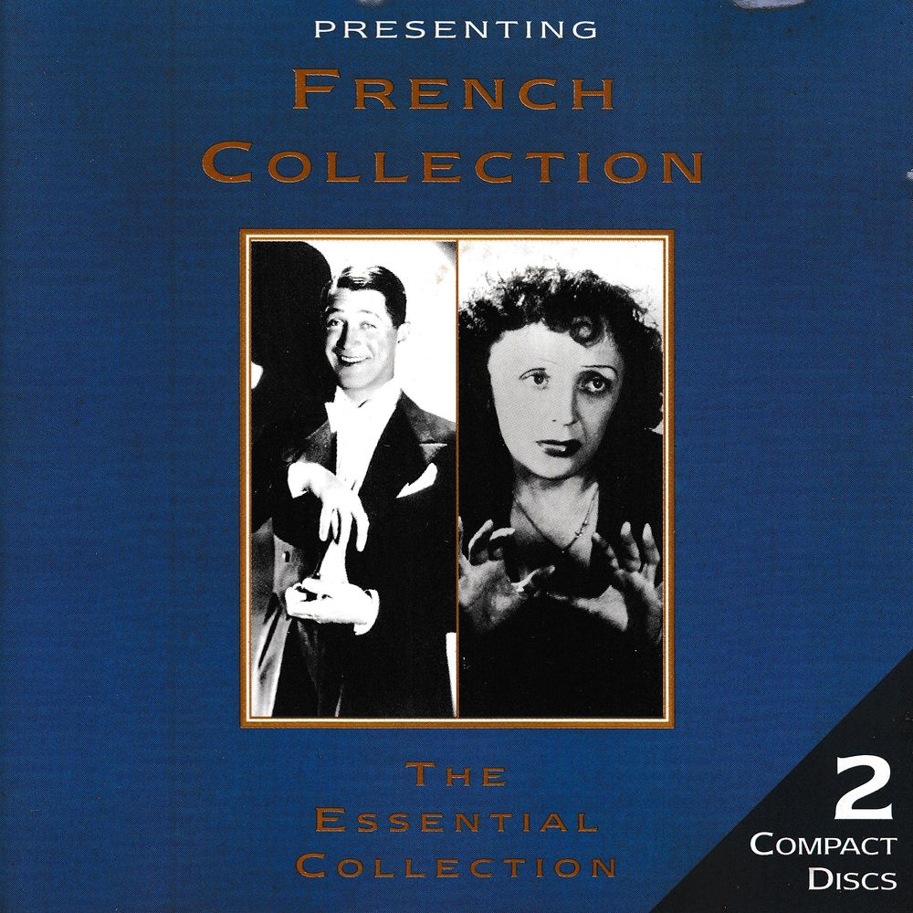 CD French Collection The Essential Collection CD et vinyles