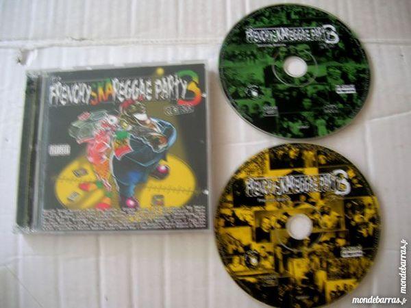 CD FRENCHY SKA REGGAE PARTY Le retour - Double cd 13 Nantes (44)