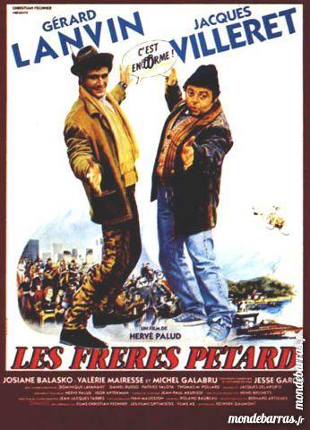 Dvd: Les Frères Pétard (340) DVD et blu-ray