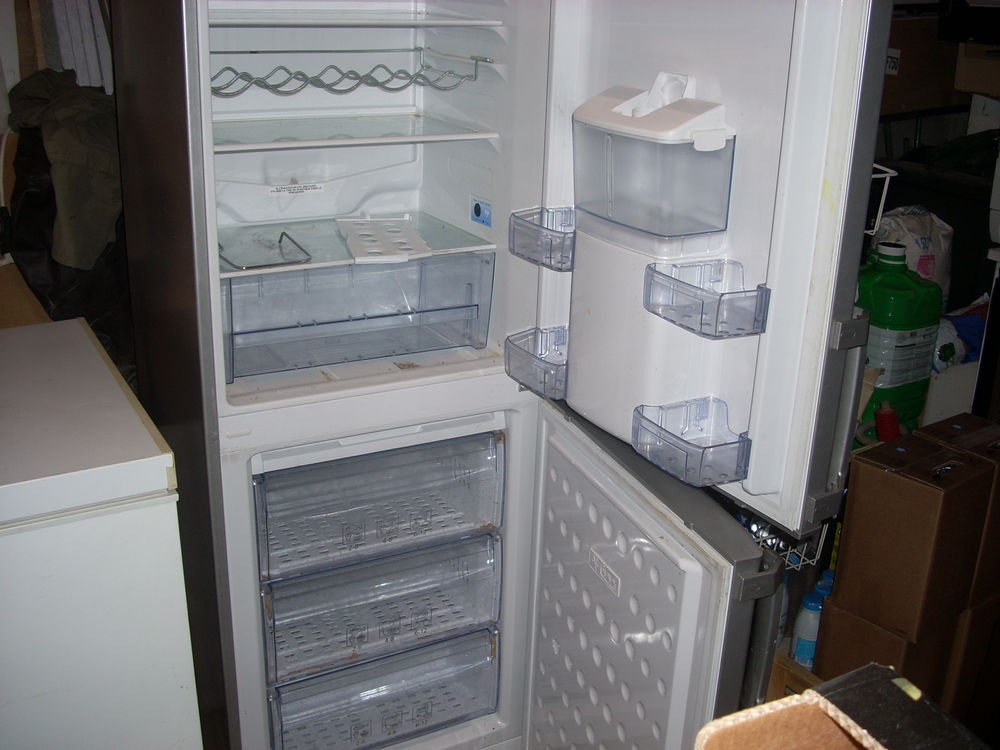 Achetez frigo americain beko occasion annonce vente aigues mortes 30 wb1 - Frigo beko americain ...