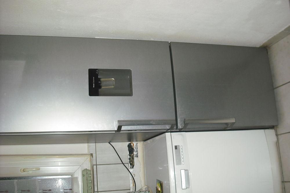 Frigo congélateur avec distributeur d'eau fraiche  350 euros 350 Apprieu (38)