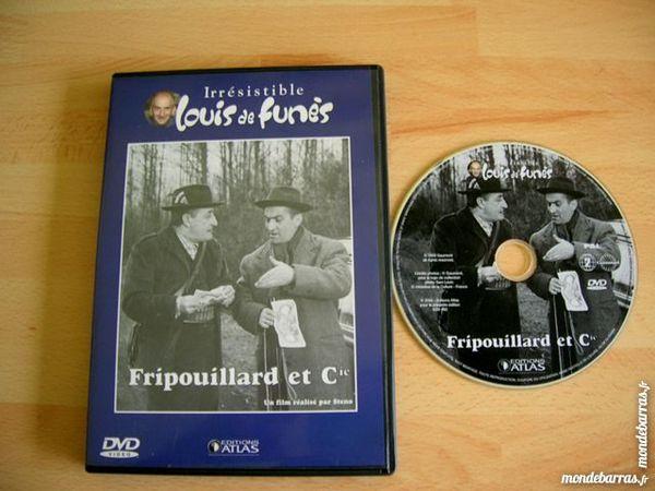 DVD FRIPOUILLARD et CIE - DE FUNES 9 Nantes (44)