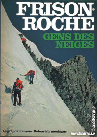 FRISON ROCHE - gens des neiges / prixportcompris 13 Laon (02)