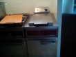 Friteuse Ambassade Électrique professionnelle 6 l sur coffre Electroménager