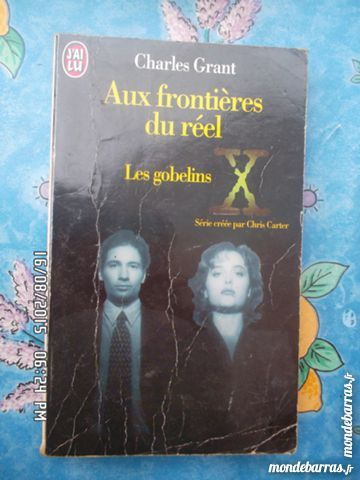 AUX FRONTIERES DU REEL 2 Chambly (60)