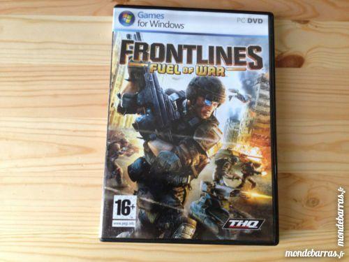 Jeu PC - Frontlines - Fuel Of War 5 Dijon (21)
