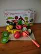 Fruits en bois à découper Jeux / jouets
