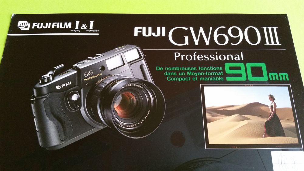 FUJI GW 690 III Photos/Video/TV