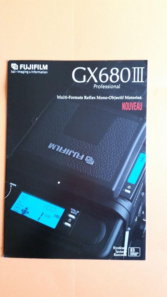FUJI GX 680 III Photos/Video/TV