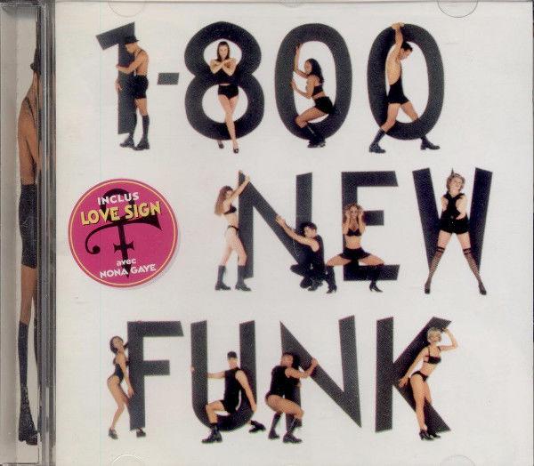 cd 1-800-New-Funk (état neuf) 10 Martigues (13)